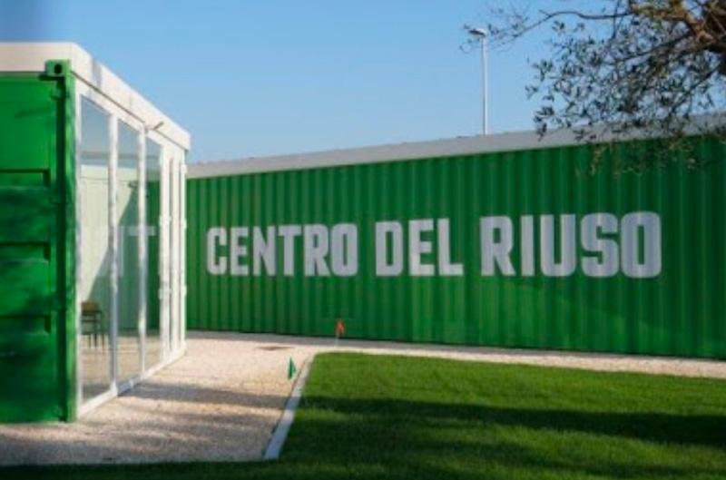 Centro del Riuso intercomunale