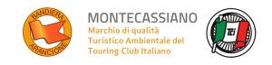 Montecassiano - bandiera Arancione - Marchio di qualità del Touring Club Italiano