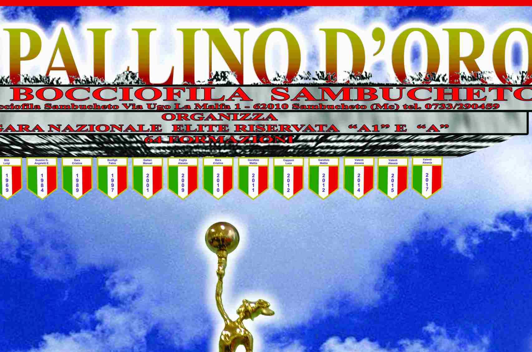 pallinodoro2018