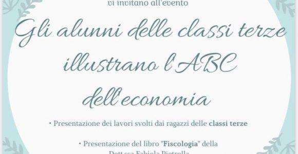 progetto finanza classi 3
