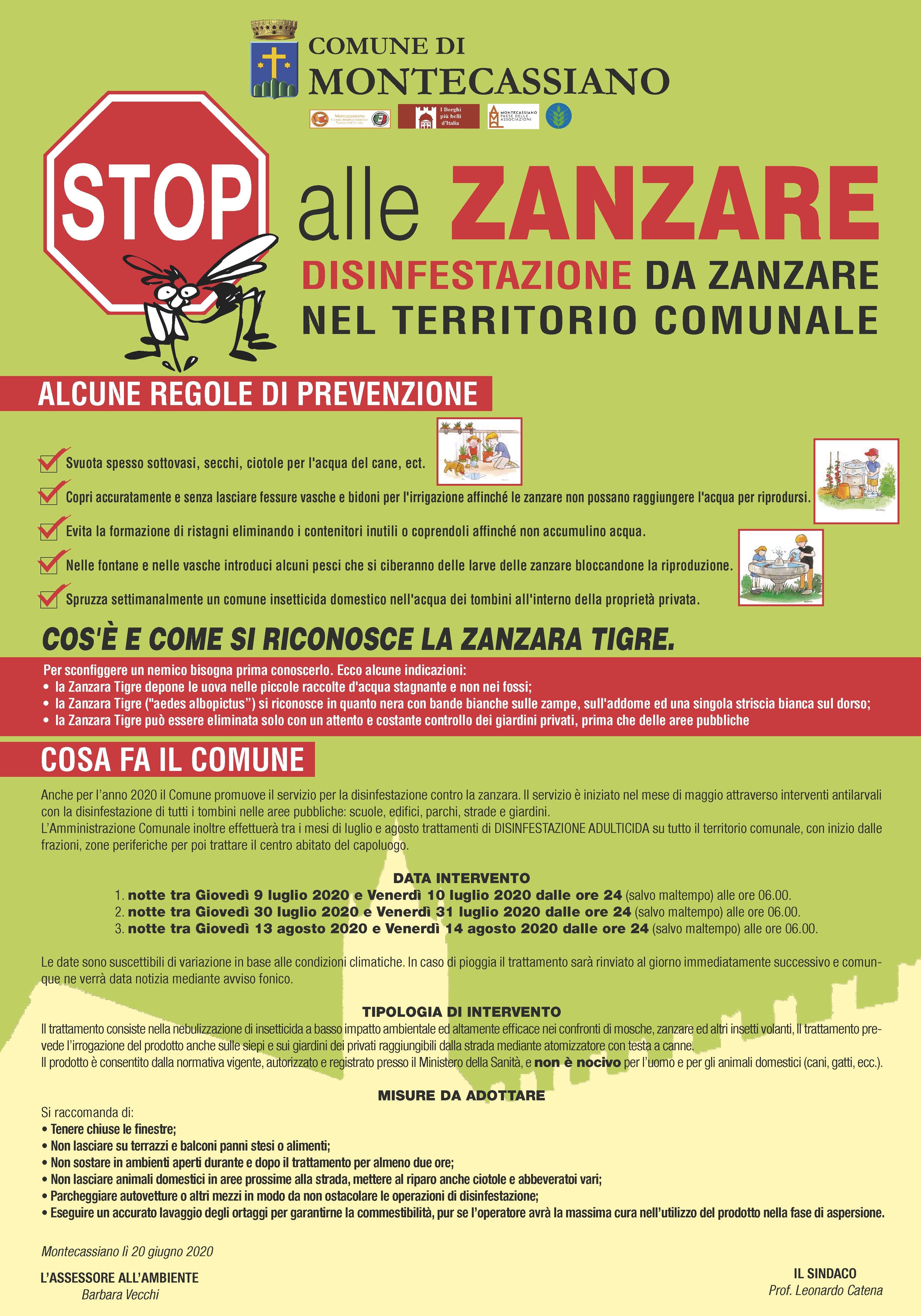 zanzare man 2020